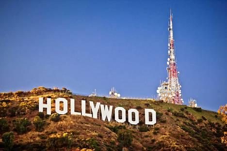 Tällaisena Hollywood-kyltti on totuttu näkemään.
