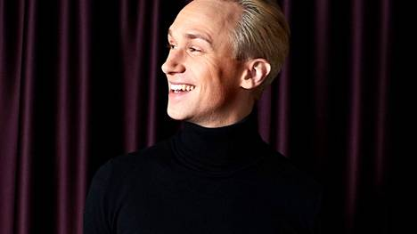 Christoffer Strandberg on monille tuttu viihdepersoona.