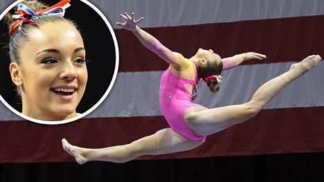Maggie Nichols tunnetaan Athlete A:na: ensimmäisenä voimistelijana, joka raportoi Larry Nassarin hyväksikäytöstä Yhdysvaltojen voimisteluliitolle.