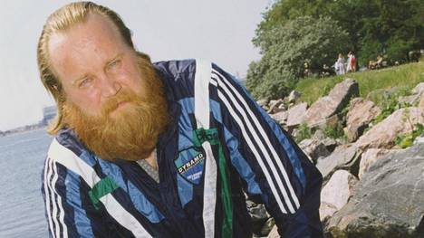 Gösta Sundqvist oli intohimoinen jalkapallomies.