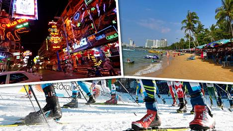 Kansainvälisen hiihtoliiton suurkokous pidetään toukokuussa 2020 seksiturismista tunnetulla Pattayalla.