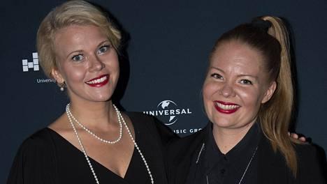 Susanna Silvander-Rosti ja Ella Rosti menivät naimisiin muutamia vuosia sitten.