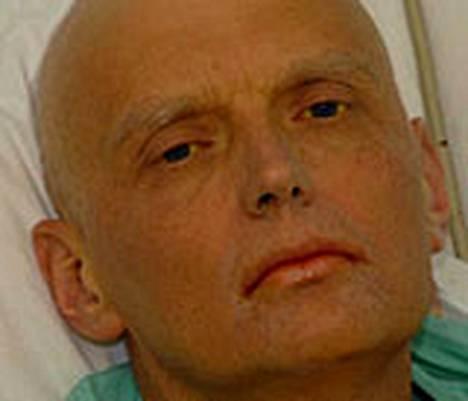 Britannian poliisilla on vihiä Aleksandr Litvinenkon myrkyttäjästä.