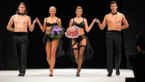 Hääpäivänä alusvaatteiden tulisi istua täydellisesti ja toimia samalla tavalla kuin toinen iho.