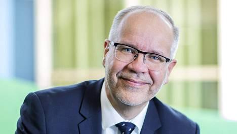 Hannu Krook on nimitetty SOK:n uudeksi pääjohtajaksi.