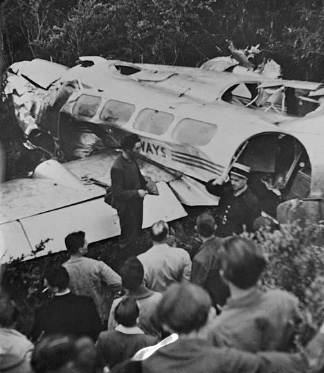 Kathleen Kennedyn elämä päättyi lento-onnettomuudessa 1948.