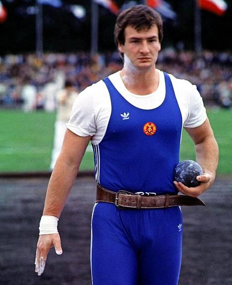 Ulf Timmermann vuonna 1984.