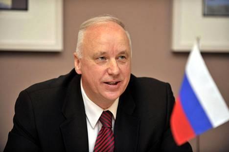 Venäjän vakavien rikosten tutkintakomitean johtaja Aleksandr Bastrykin työskentelee suoraan Putinin alaisuudessa.