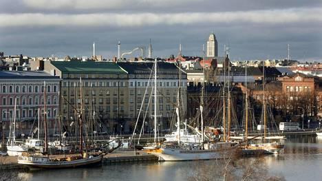 Vainajan omistama asunto sijaitsee Helsingin Pohjoisrannassa.
