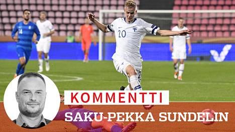 Kommentti: Suomi juostaan jalkapallokartalle – tämän Huuhkajat tekee paremmin kuin moni muu