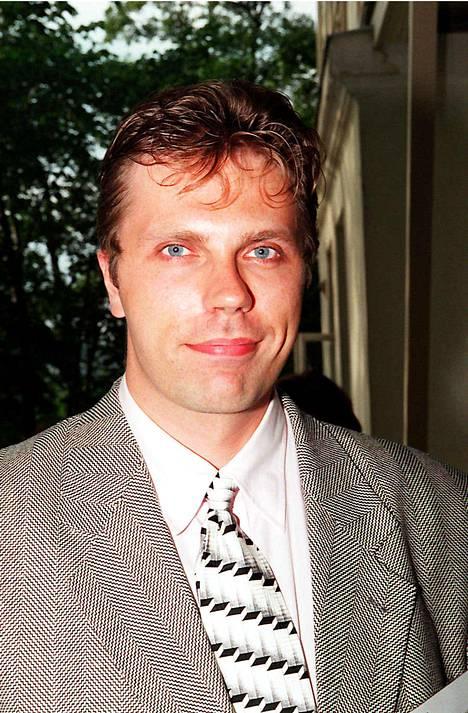 Jari Sarasvuo vuonna 1996.