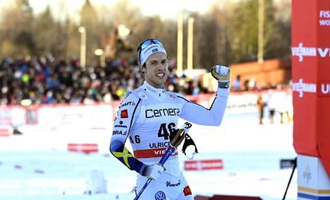 Marcus Hellner voitti urallaan muun muassa kolme olympiakultaa ja maailmanmestaruuden.