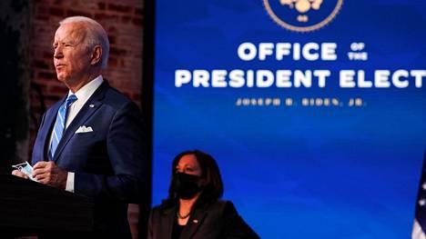 Joe Bidenin virkaanastujaisia turvaa yli 20000 kansalliskaartin sotilasta.