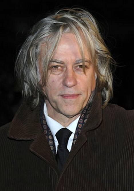 Isä-Geldofin mielestä koko naimisiinmeno oli vähän hölmöä.