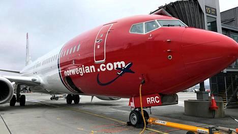 Norwegian-lentoyhtiö on joutunut karsimaan reittejään.