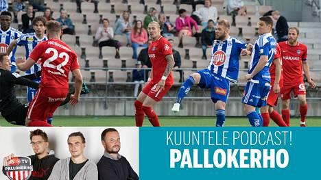 HJK ja Inter kohtaavat jälleen Suomen cupin finaalissa.