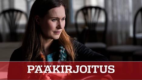 Hallituksessa Suomen koronataistelua johtava pääministeri Sanna Marin (sd) oli huolissaan lapsista Ilta-Sanomien haastattelussa 11.4. Huoli on aiheellinen.