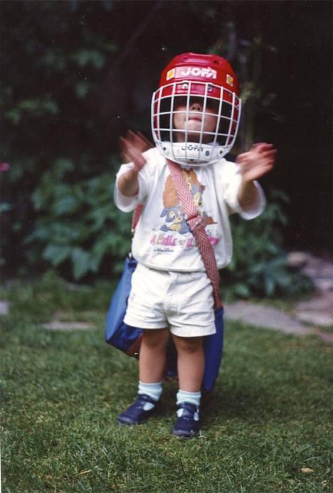Urheilu on aina ollut lähellä VilleGallen sydäntä.