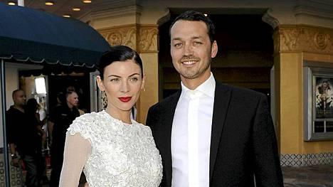 Ohjaaja Rupert Sanders on ongelmissa vaimonsa, näyttelijä Liberty Rossin kanssa.