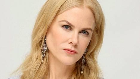 Nicole Kidman avautuu tv-sarjan kulisseista.