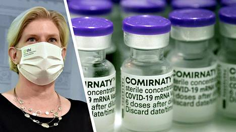 Pfizerin rokotteen määrä nousi lupaavasti kesän kynnykselle, mutta heinäkuun alusta lukien toimitukset niukkenevat. THL:n johtava asiantuntija Mia Kontio sanoo, että Pfizerin rokotetta tulee kolmannella vuosineljänneksellä vain noin 200000 annosta viikossa, vuoden lopussa vieläkin vähemmän.