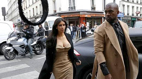 Nuoripari kuvattiin aiemmin tällä viikolla Pariisissa.