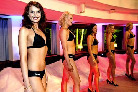 Miss Suomi 2004 Mira Salo.