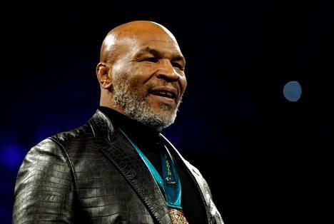 Huhut Mike Tysonin paluuottelun vastustajasta käyvät kuumina.