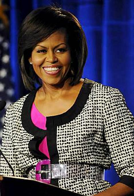 Michelle Obama sai muotimaailman Oscarin.