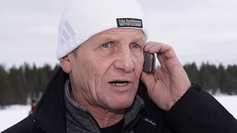 Juha Kankkunen joutui maksumieheksi.