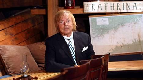 """Ilkka """"Danny"""" Lipsanen toimii tänä vuonna Seinäjoen tangomarkkinoiden tuomarina."""
