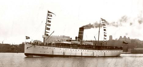Laiva Tukholma Helsinki