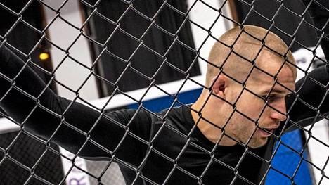 Tom Niinimäki kärsi tappion Berliinin UFC-illassa.