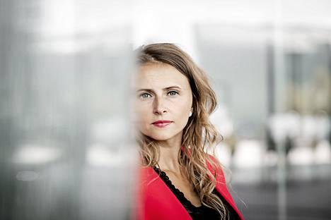 Ulla tapasi Karin ystävän järjestämillä sokkotreffeillä.