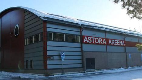Poliisi tutkii Astora-areenalta tehtyä löydöstä dopingrikoksena.
