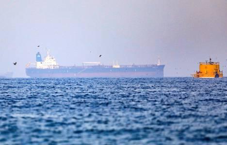 Israelilaisomisteinen Mercer Street -öljytankkeri joutui lennokki-iskun kohteeksi 30. heinäkuuta.
