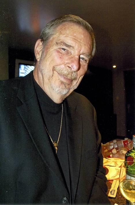 Dick Grob tapaa mielellään suomalaisia Elvis-faneja.