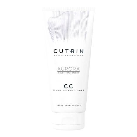 Cutrin Aurora CC Pearl Conditioner, 16,90 € / 200 ml.