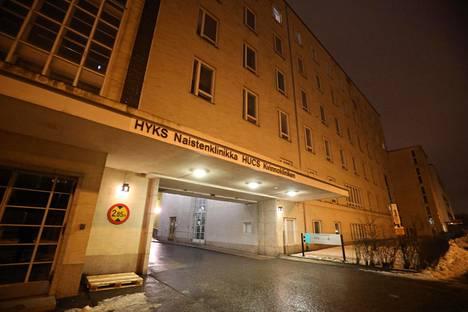 Jenni Haukiolle ja Sauli Niinistölle syntyi poikavauva perjantai-iltana Helsingin Naistenklinikalla.