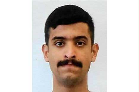 Mohammed Alshamrani, 21, kuoli tekemänsä hyökkäyksen yhteydessä viranomaisten luoteihin.