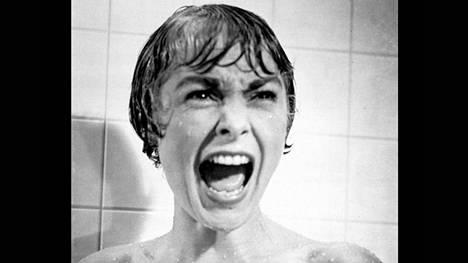 Janet Leigh esitti Psykon kuuluisat kirkaisut itse.