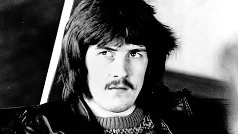 Bonham Herb Greene Studiolla San Franciscossa tammikuussa vuonna 1969.