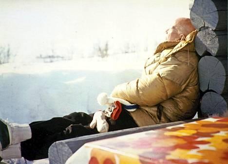 Arkistonjohtaja Pekka Lähteenkorvan mukaan Kekkosen oleilu Porojärvellä oli auvoista aikaa. –Se oli autio kolkka, jossa ei tullut vastaan ketään paitsi poroja.