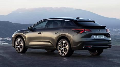 Tältä näyttää uusi Citroën.