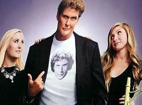 Hasselhoffin reality-show ehti elää vain kahden jakson verran vuonna 2010.
