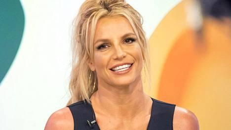 35-vuotias Britney Spears on huimassa kunnossa.