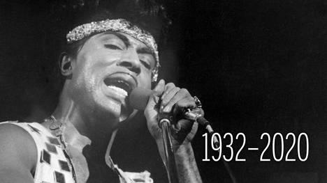 Little Richard vuonna 1970.