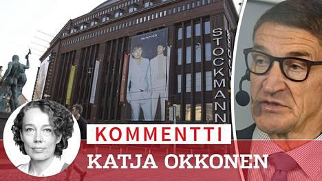 Kun Stockmannin hallituksen puheenjohtajaksi tuli kovana saneeraajana tunnettu Lauri Ratia, jotain saattoi odottaa tapahtuvaksi.