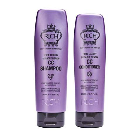 Shampoo 9,90 € / 250 ml, hoitoaine 10,90 € / 200 ml, mm. tavaratalot.