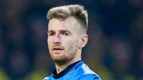 Lukas Hradecky antautui lauantaina kolme kertaa.